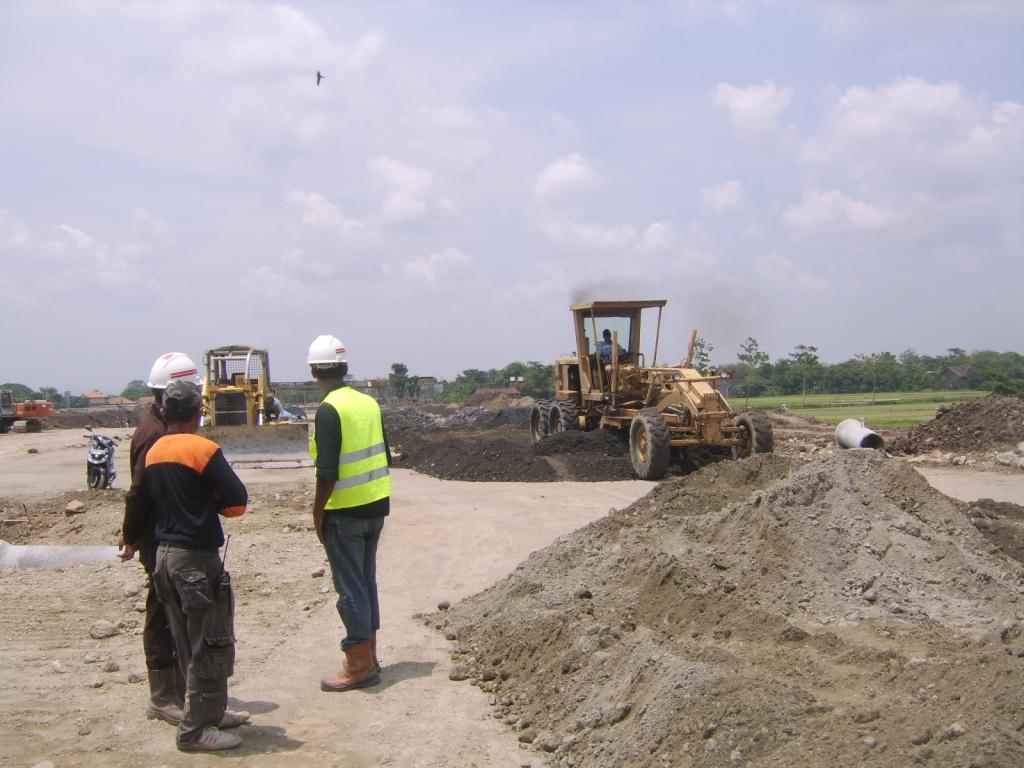 Teknik Pembangunan jalan Tol Solo - Kertosono