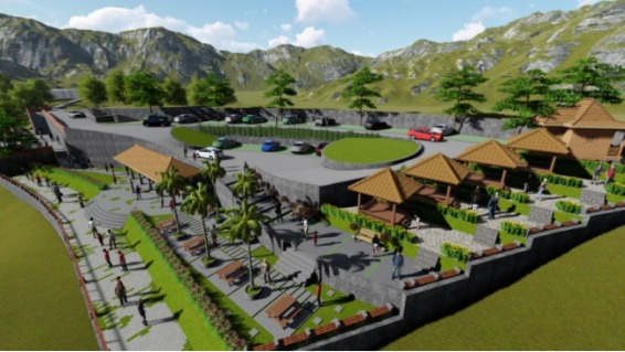 DED Revitalisasi Kawasan Wisata Air Terjun Seloprojo Kabupaten Magelang