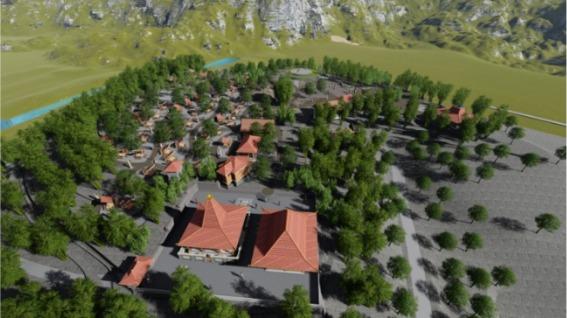 DED Revitalisasi Wisata Gununggono Kabupaten Magelang