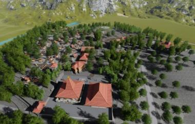 Revitalisasi Kawasan Wisata Magelang