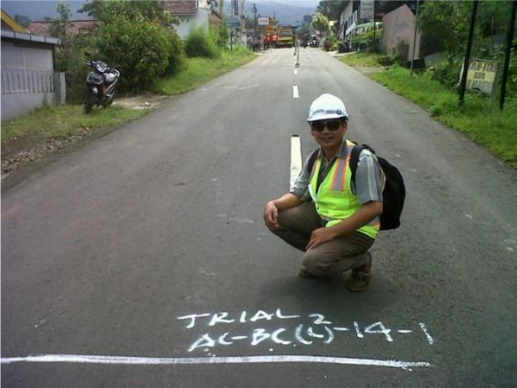 Jasa Konsultansi Konstruksi Pengawasan Peningkatan Jalan dan Jembatan di BPT Wilayah Cilacap, 2015