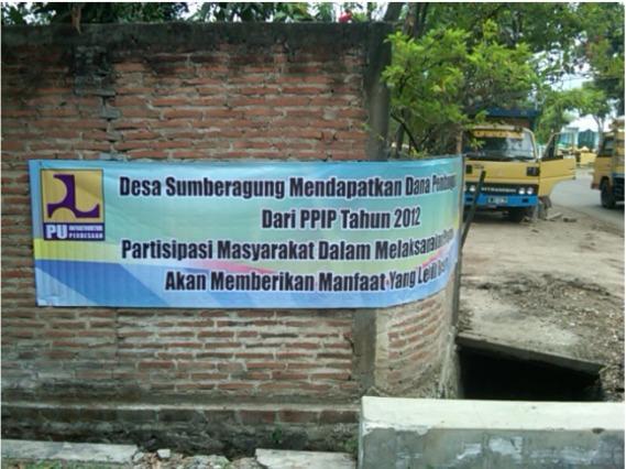 Konsultan Manajemen Kabupaten (KMK) 27 Provinsi Jawa Tengah, Program Pembangunan Infrastruktur