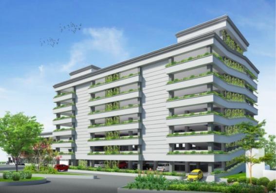 MK Pembangunan Parkir Balaikota Tahap II