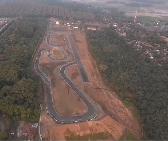 MK Pembangunan Sirkuit Kota Semarang (Jatisari-Mijen)