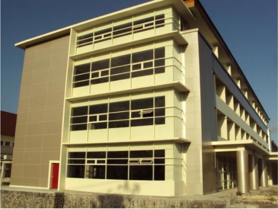 Manajemen Konstruksi Lanjutan Tahap V Pembangunan Gedung Rumah Sakit Pendidikan (RSP)