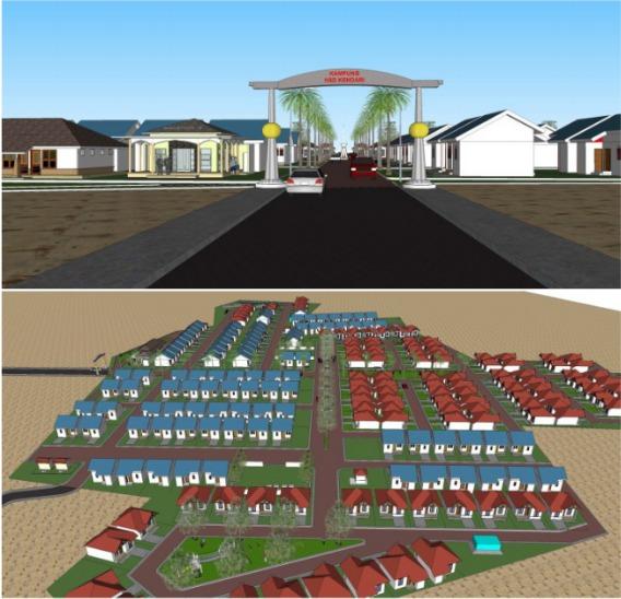 Penyusunan Dokumen Perencanaan Pembangunan Kawasan Permukiman Baru (NSD) Kota Kendari,
