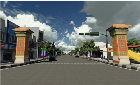 Penyusunan RTBL Kawasan Pusat Kota Kecamatan Sukorejo, Kota Blitar,