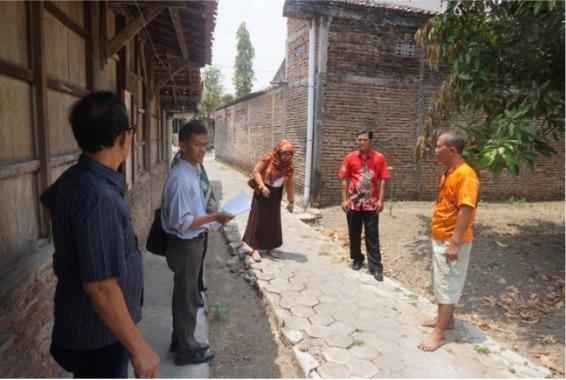 Penyusunan Rencana Kawasan Permukiman Kawasan Perkotaan, Lokasi Kabupaten Grobogan