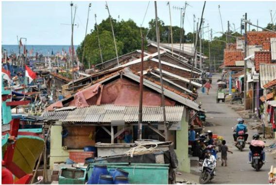 Penyusunan Study Kelayakan Kawasan dan Sosial Ekonomi Kampung Bahari Tambak Lorok