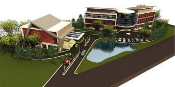 Perencanaan Pembangunan Gedung Penunjang Balai Pengembangan Multimedia Pendidikan Tahun 2015