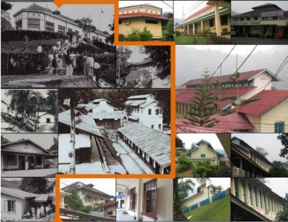 Rencana Penataan Kawasan Pusaka Kota Sawahlunto