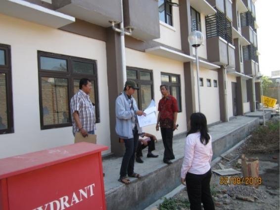 Supervisi Optimalisasi Rusunawa Lokasi Jawa Timur,