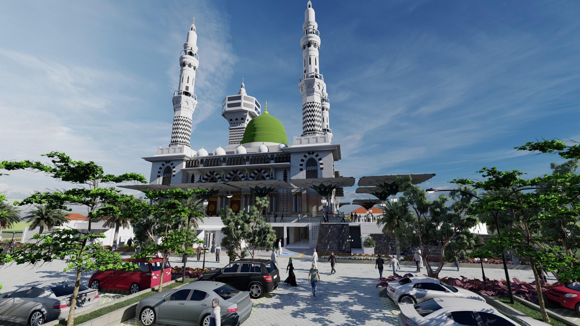2019 DED Masjid Agung Karanganyar-01